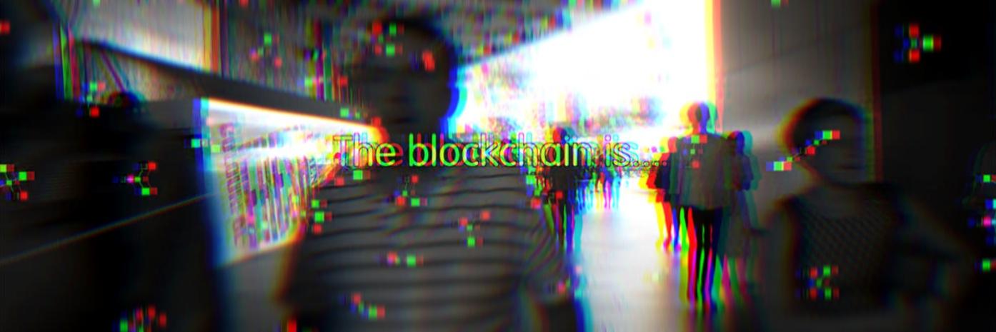 Blockchain visualisation