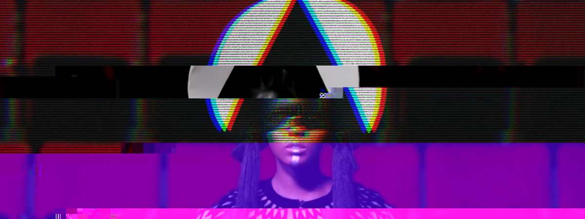 Still from Janelle Monáe's Dirty Computer video